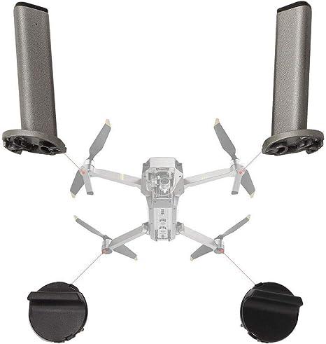 Alomejor Fahrwerk Kit Vordere hintere Halterung Bein f/ür DJI Mavic Pro Drohnenmotorabdeckung Motorbasis F/ü/ße Ersatzteile ersetzen