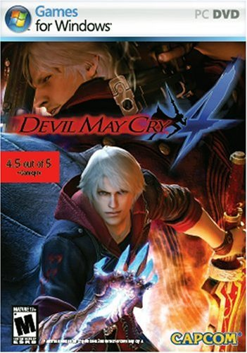 Devil May Cry 4 - PC ()