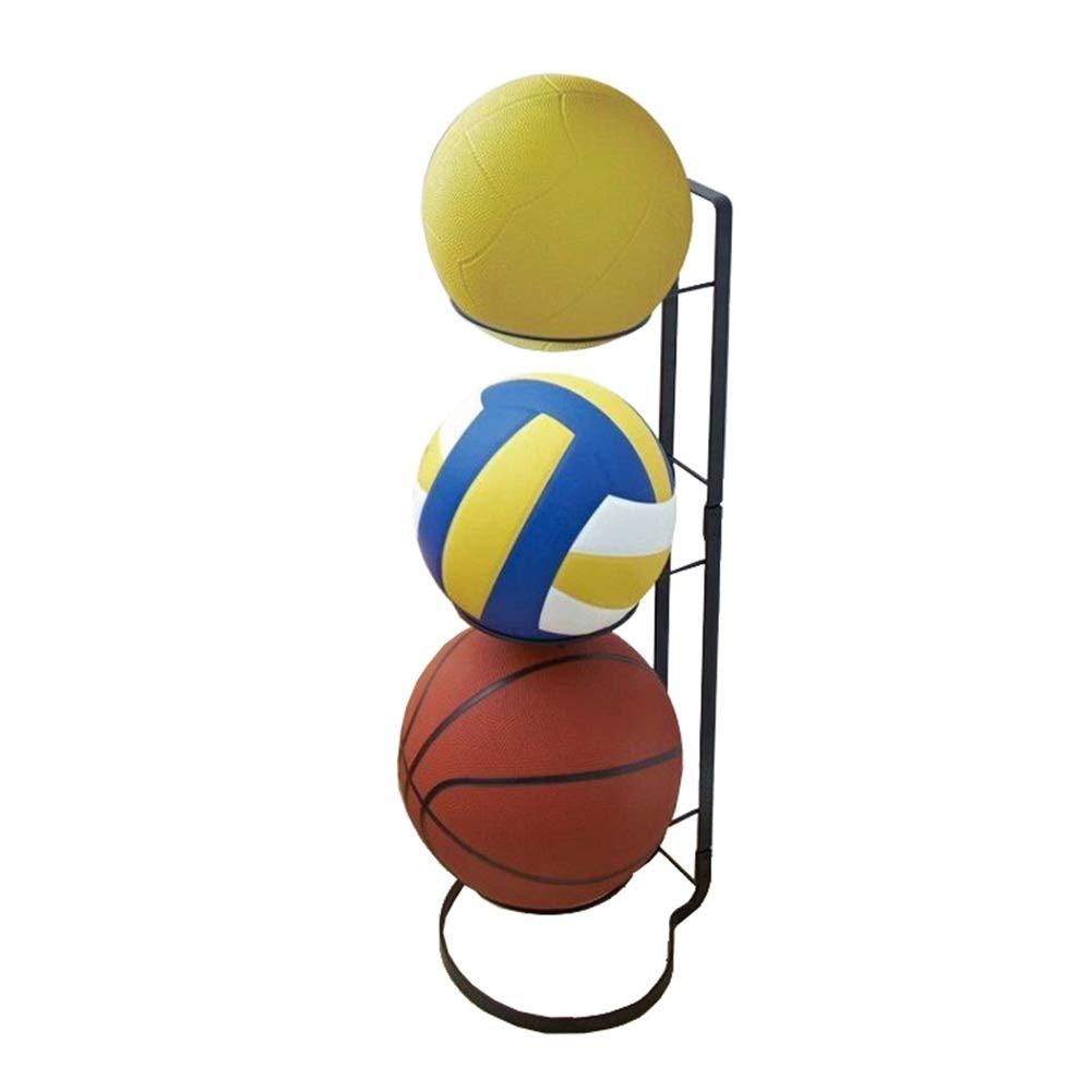 Soporte de bolas 3 Pila Baloncesto verticales del bastidor de ...