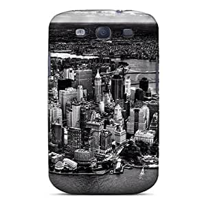 New Arrival MOJ7079ZcoX Premium Galaxy S3 Case(metropolis)