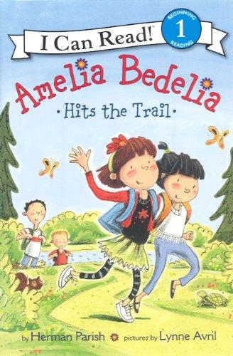 Read Online Amelia Bedelia Hits The Trail (Turtleback School & Library Binding Edition) (I Can Read! Level 1: Amelia Bedelia) ebook