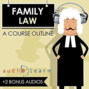 Family Law AudioLearn Audiobook