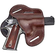 Relentless Tactical The Ultimate Leather Gun Holster  Fits 1911 Style Handgun
