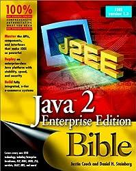 Java 2 Enterprise Edition Bible (Bible (Wiley))
