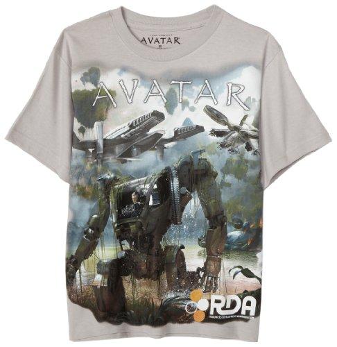 Click for larger image of JEM Sportswear Boys Avatar T-Shirt