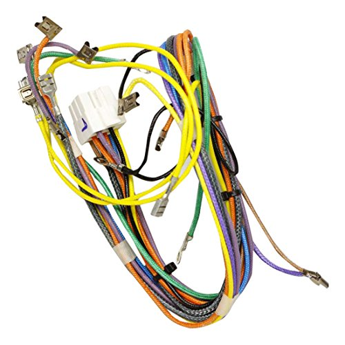 Samsung DG96-00224A Assembly Wire Harness-Cooktop B