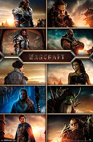 Trends International Warcraft Grid Wall Poster