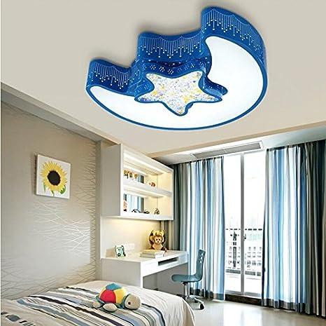 CIFFOST®Lámpara de techo para el cuarto de los niños, techos ...