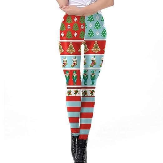 0b076e110dfa9 Clearance Sale! Wintialy Women Womens Christmas Tree Bell Print ...