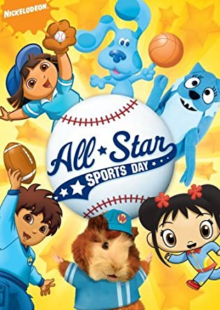 Amazoncom All Star Sports Day By Nickelodeon Movies Tv