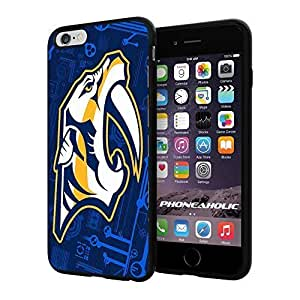 NHL HOCKEY Nashville Predators Logo, Cool Case Cover For SamSung Galaxy S3 Smartphone Collector iphone PC Hard Case Black