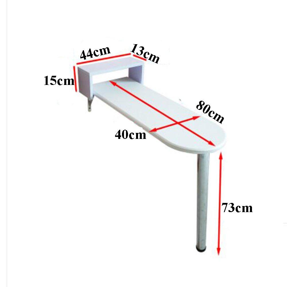 XIA 折り畳みテーブル 怠惰なテーブルラップトップテーブルベッドテーブルテーブル寮ルームベッドルーム大学生折りたたみ小さなテーブル小さなスペース大型ストレージ折り畳み式バーテーブル 折りたたみテーブル (サイズ さいず : 85*40*80cm) B07CZ68WXS 85*40*80cm 85*40*80cm