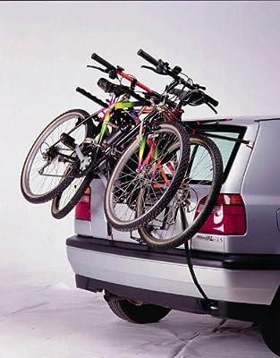 Biki 552863 - Soporte de bicicletas para maletero: Amazon.es: Deportes y aire libre