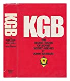 KGB : The Secret Work of Soviet Secret Agents, Barron, John, 0883490099