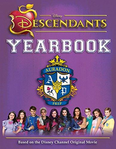 Disney Descendants Yearbook by Disney/Time Inc.