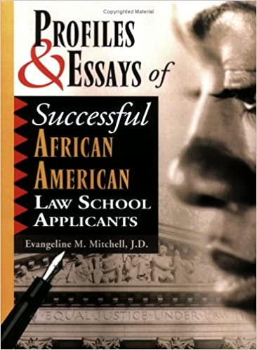 african american applicant essay law profile school successful