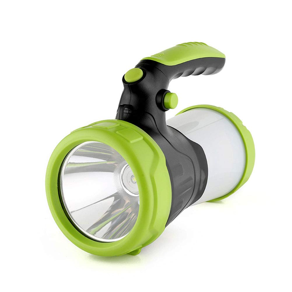 Strong Light Flashlight Portable Light Charging Super Bright Multi-Function Camping Light Portable LED searchlight