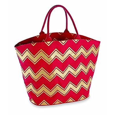 489a0266a176 Mud Pie Women's Fashion Metallic Shimmer Juco Jute Tote Bag new ...