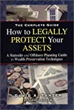 How to Legally Protect Your Assets, 2nd edition (Book & DVD)