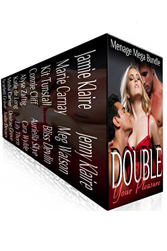 Double Your Pleasure: Menage Romance Mega Bundle (Meg Watson Billionaire Brothers compare prices)