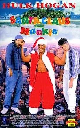 Santa Claus Mit Muckis Stream