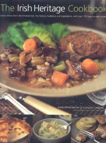 The Irish Heritage Cookbook (Food & Drink) by Biddy White Lennon