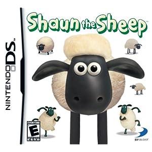Shaun The Sheep - Nintendo DS