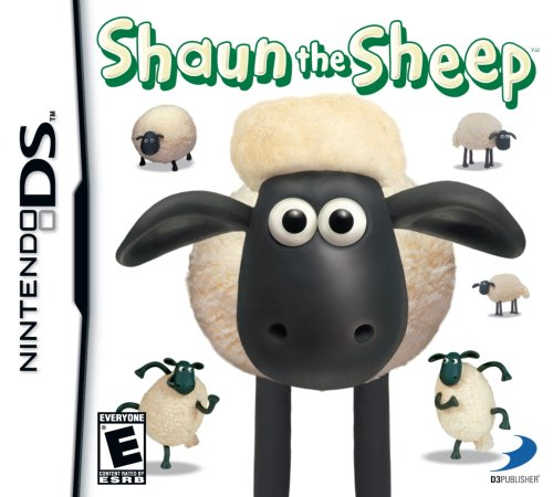 Shaun The Sheep - Nintendo DS