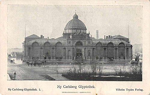 copenhagen-denmark-ny-carlsberg-glyptothek-exterior-view-antique-postcard-j64021