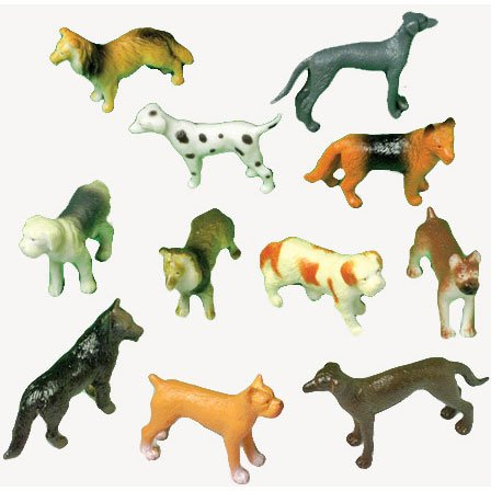 Mini Dogs (1 Dozen) - Bulk]()