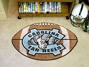 """Marca nuevo unc Carolina del Norte–Chapel Hill fútbol alfombra 22""""x35"""""""