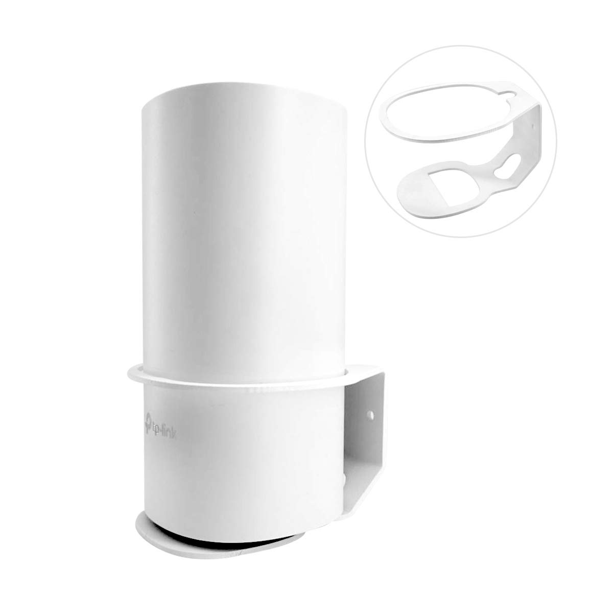 Clear Sturdy Clear Acrylic Wall Shelf Holder HomeMount Compatible with HomePod Mini Wall Mount Space Saving Solution Bracket