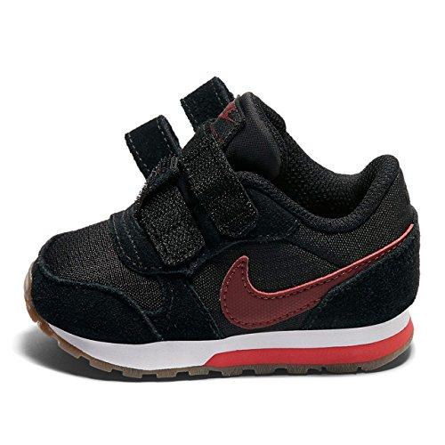 Nike MD Runner 2, Zapatillas de Deporte Unisex Niños Blanco (White)