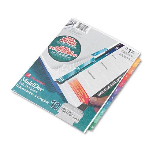 Wilson Jones® Multi-Dex® Quick Reference Index System (Index Quick Reference System)