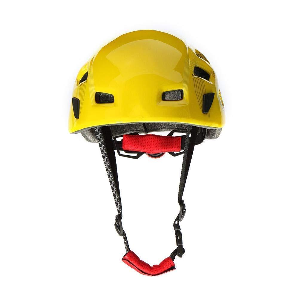 la Course Le Skateboarding Tolyneil Casque Universel Casque Anti-Crash /évolu/é pour Le Cyclisme Le Casque descalade