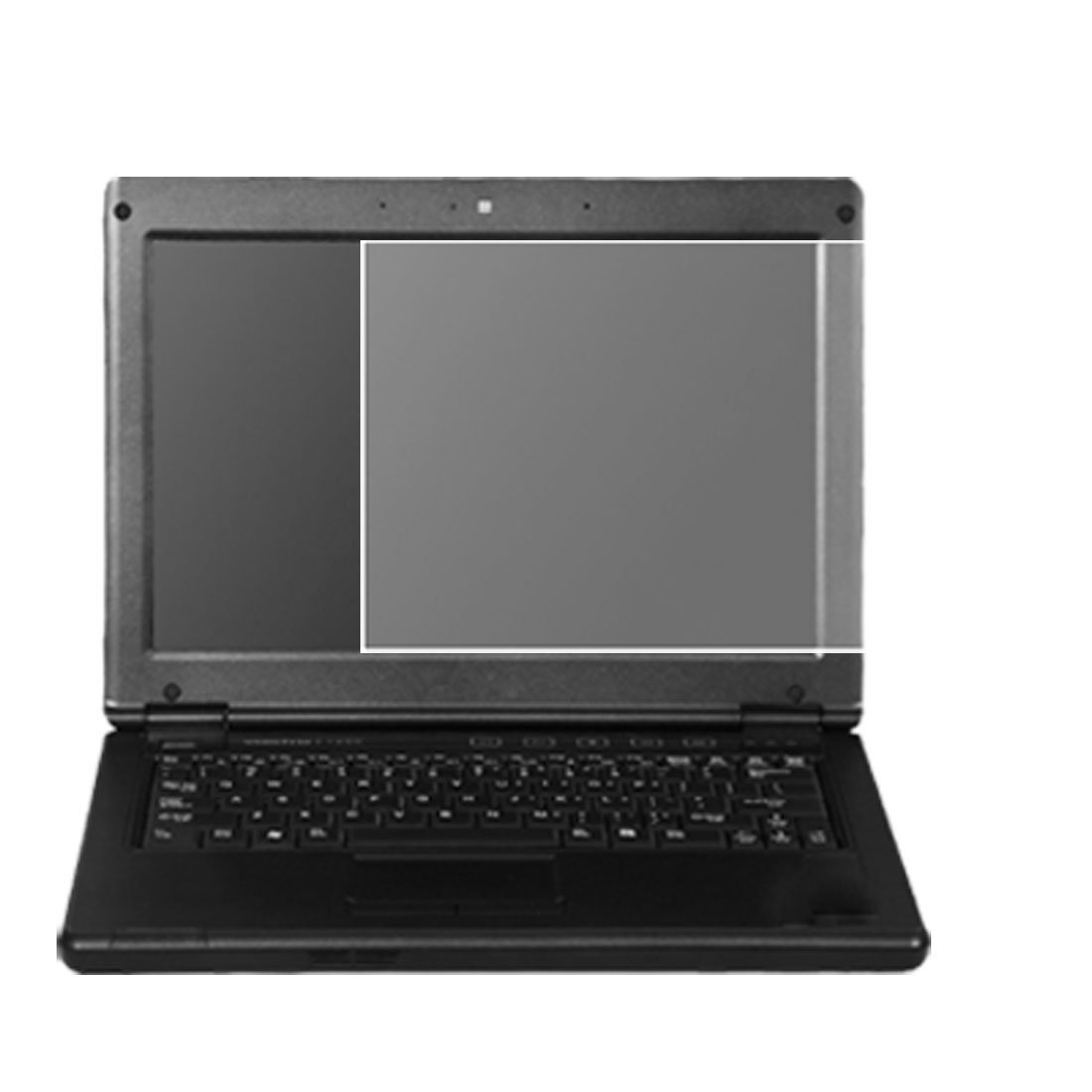 PC Portátil 14.1 Protector de pantalla LCD de plástico transparente
