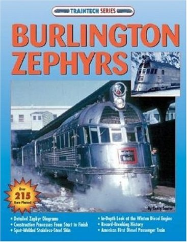 Burlington Zephyr (TrainTech)