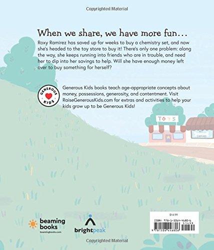 It's Not Fair!: A Book About Having Enough (Generous Kids)