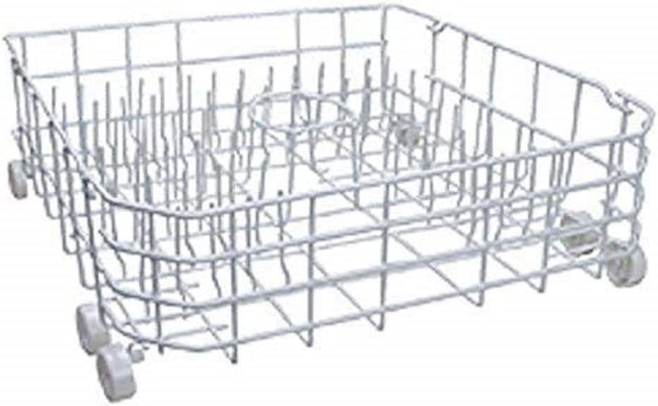 Edgewater Parts PS3486947 Dishwasher Lower Rack Compatible With GE Dishwasher