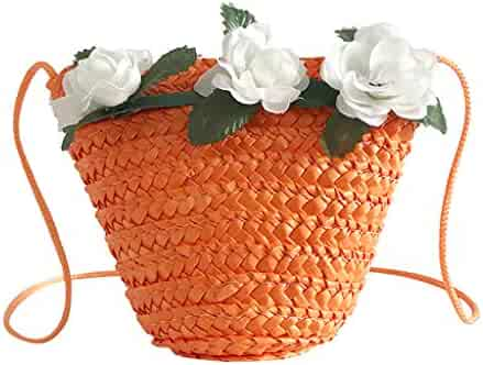 28ea19a90739 Shopping Oranges or Clear - Wool or Straw - Handbags & Wallets ...