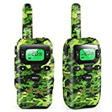 UOKOO Walkie Talkies for Kids, Toys for 3-12 Year Old Boys 22 Channel