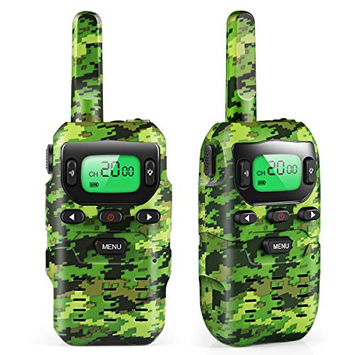 Car Guardiance Walkie Talkies for Kids, Toys for 3-12 Year...
