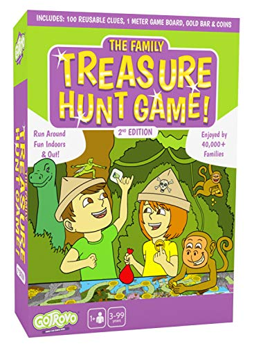 t Game - Fun Scavenger Hunt for Kids of All Ages - Versatile Indoor, Outdoor, Camping, Party Game - Play at Home, in The Garden Or Anywhere - Bonus Childrens Parties Ideas eBook ()