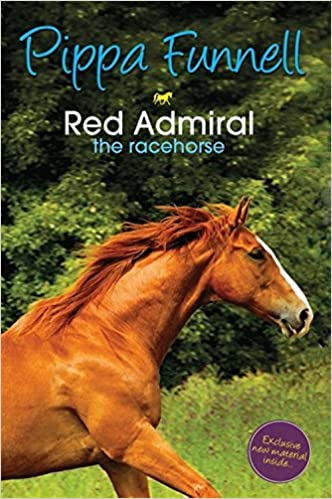 Red Admiral: Book 2 (Tilly's Pony Tails) by Pippa Funnell (2012-04-05)