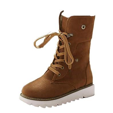 warme HUB Damen Winter Schuhe Stiefel Boots gefüttert Gr.39