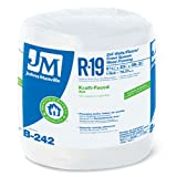 JOHNS MANVILLE INTL 90003720 Series R19 23'x39' Kraft Roll