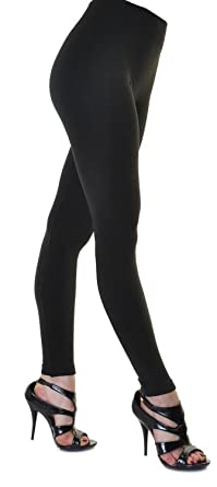 6e687d1f5f254 Mix lot Fleece lined thick thermal leggings womens winter wear warm ladies  sexy tights size 8