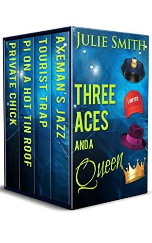 - Three Aces And A Queen: Series Selections Starring Women Sleuths