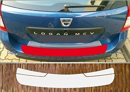 Passgenau Für Dacia Logan 2 Mcv Ab 2013 Lackschutzfolie Ladekantenschutz Transparent Auto