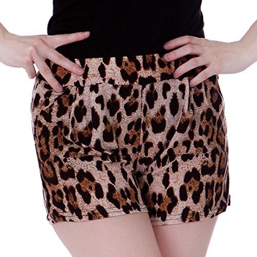 cheetah print short dresses - 2